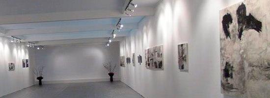 Éclairage galerie d'art