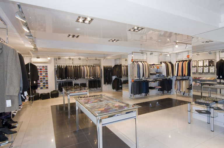 modern shop interior image