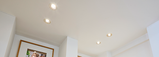 Replace your halogen lamps by LED