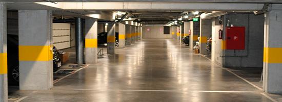Parking Parc des Étoiles